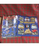 Pair 2002 Model Catalogs, Tamiya (107 pages) & Verlinden (128 pages) Ful... - $13.09