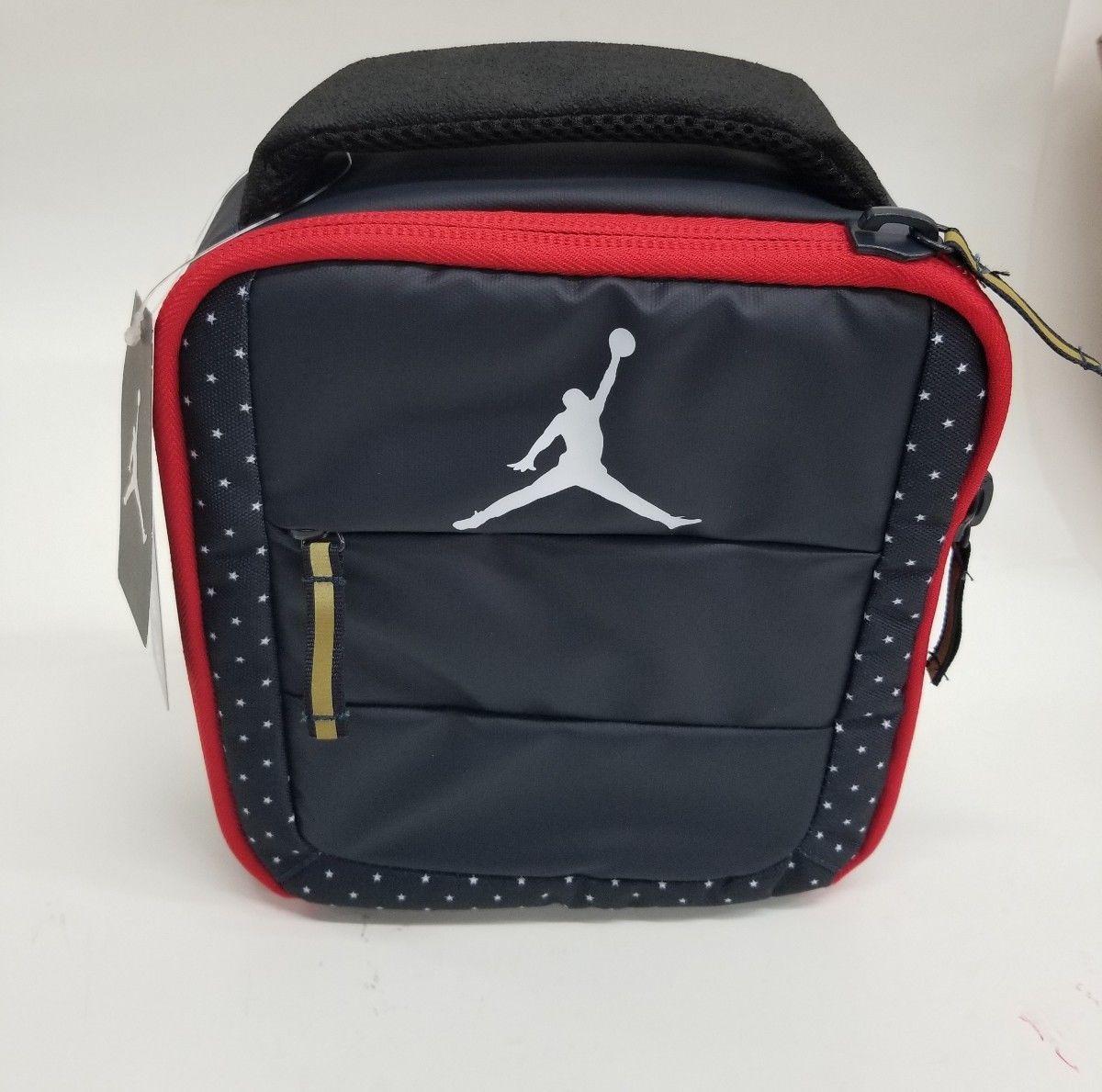 2a89801cd7 Nike Air Jordan Insulated Lunch Box Bag Tote and similar items