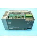 Siemens 6EP1436-1SH01 SITOP Power Supply 400-500 VAC 3 Phase X 24VDC 20 ... - $799.99