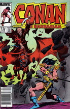 Conan the Barbarian #179 FN; Marvel | save on shipping - details inside - $1.25