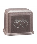 Extra-Large 500 Cubic Ins Granite Companion Cremation Urn - Choice of 8 ... - $289.99