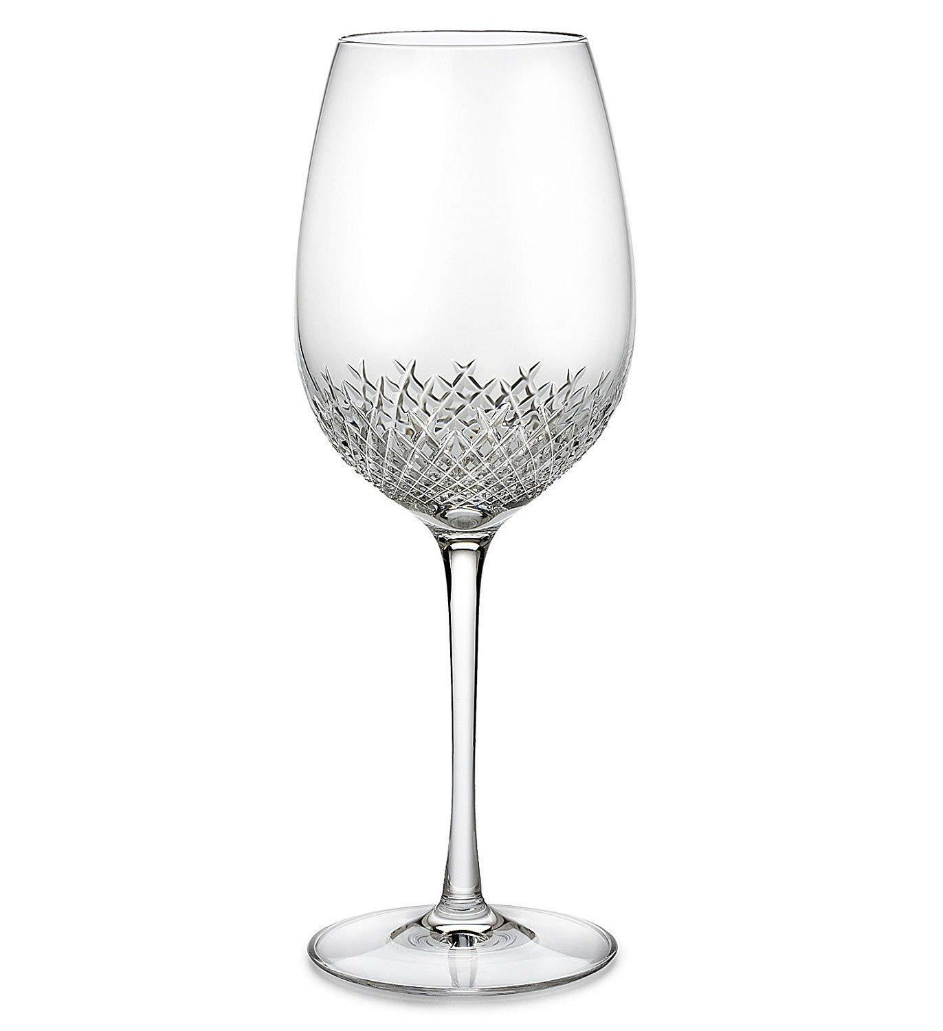 Waterford Crystal Alana Essence Goblet Four Goblets (4) New #151403 Discontinued