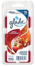 Glade 75772 6 Count44; 2.3 oz. Wax Melts - Apple Cinnamon Scent - $11.90
