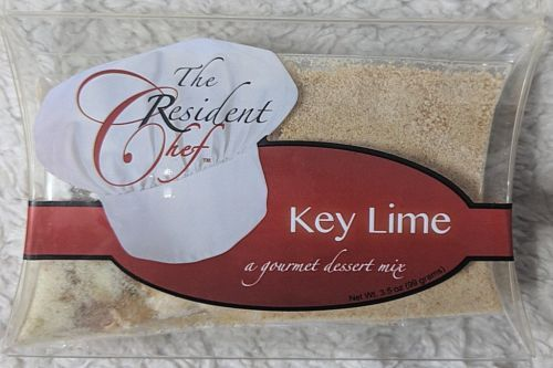 The Resident Chef Key Lime Gourmet Dessert Mix Cheeseball Pie Spreads