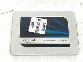 "Crucial MX300 CT525MX300SSD1 2.5"" 525GB SATA III SSD Solid State Drive - $54.00"