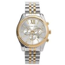 Michael Kors MK8344 Lexington Two-Tone  Men's Chrono Watch - 2 Year Warr... - $113.20