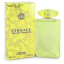 Versace Yellow Diamond Perfumed Shower Gel 6.7 Oz  image 1