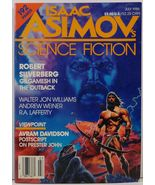 Isaac Asimov's Science Fiction Magazine July 1986 Volume 10 Number 7 - $3.99