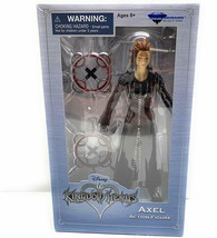 Kingdom Hearts Axel Figure - $19.19