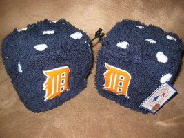 "DETROIT TIGERS 4"" PLUSH DICE Brand New 2014 MLB Licensed stuffed MLB BAS... - $6.99"