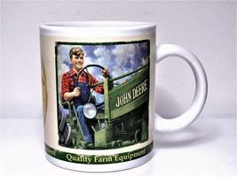 John Deere Moline Illinois 2005 Collector Series Coffee Cup Mug - $16.78