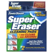 PERSONAL CARE PRODUCTS 2 Piece Super Erase Clean Pad, 0.09 Pound - $8.36