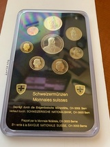 Switzerland fantastic uncirc. coin set 1981 - $39.95