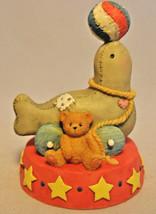 Cherished Teddies - Seal - 137596 - Seal Of Friend - Circus Seal - $11.47