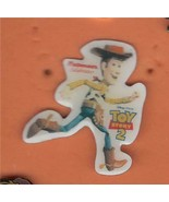 Disney Toy Story 2   Woody Running Rare Authentic Pins - $12.99