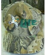 Daystone Lite Beer Duck Wildlife Series Camoflauge Cap - $18.00