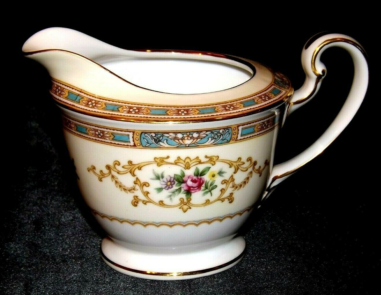 Cream Noritake China 5032 Colby AA19-1678  Vintage