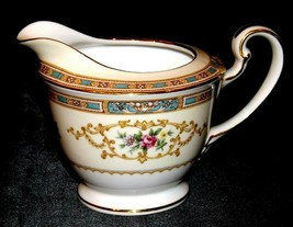 Cream Noritake China 5032 Colby AA19-1678  Vintage image 1