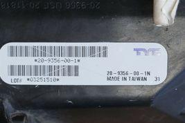 09-11 BMW E90 330i 335D 4dr Sedan Halogen Headlight Driver Left LH *TYC* image 10