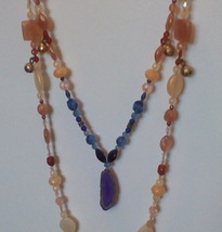 GOING COASTAL! HORSE RHYTHM BEADS ~ Horse Size / Approx. 54 Inches - $39.00