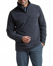 Medium Men's ExOfficio Vergio 1/4 Zip Fleece Pullover Jacket