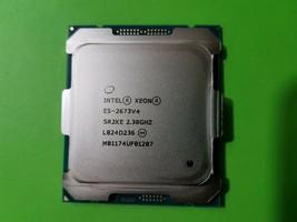 Intel Xeon E5-2673 v4 20-core server processor (SR2KE) 2.30ghz - $1,140.00