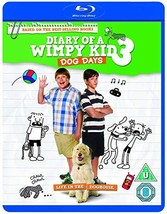 Diary of a Wimpy Kid: Dog Days [Blu-ray + DVD]