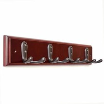 Gaoyu Coat Hooks Hat Rack Wall Mount Decorative Home Storage Entryway Fo... - $10.89