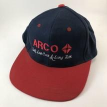 Vintage ARCO Adjustable Size Baseball Hat - $14.84
