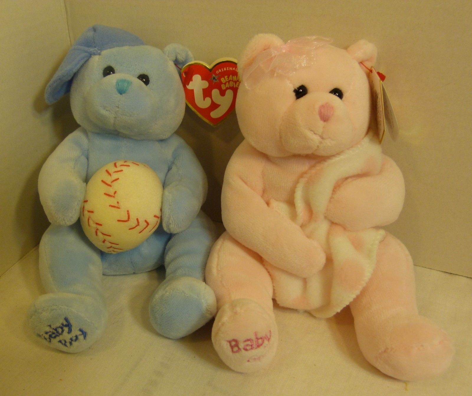 be6c099ad7b TY Beanie Babies Set of