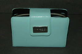 Nintendo DS: Wallet Shaped Carrying Case Powder Blue - $9.00