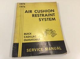 1974 1975 Buick Cadillac Oldsmobile Air Cushion Restraint Sysem Service ... - $19.99