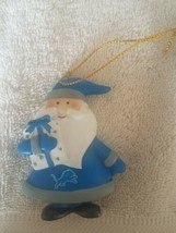 lions santa claus ornament upc 888966092013 - $29.58
