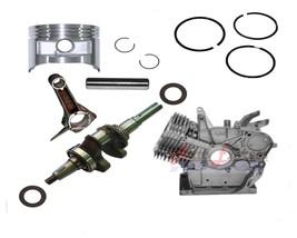 NEW Engine Rebuild Kit Honda GX420 16HP Block Crank Shaft Piston Connecting Rod - $229.99