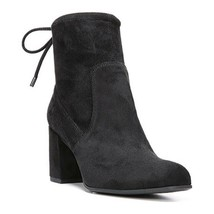 Franco Sarto Pisces Ankle Bootie Size 10.5 Black Block Heel Ankle Boot - $38.22