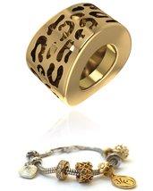 Endless Jennifer Lopez Charm Leopard Cut Gold 3504 FOR ENDLESS SILVER CHARM BRAC image 1