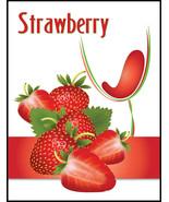 Island Mist Strawberry Wine Labels - 30 - $9.89
