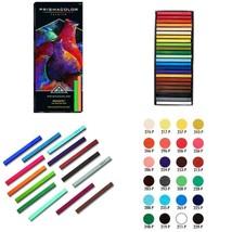 Prismacolor 27049 Premier Nupastel Firm Pastel Color Sticks, 24-Count - $25.73