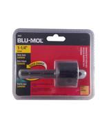 """Blu-Mol 6502 1-1/4"""" Carbon Steel Arbored Hole Saw - $3.71"""