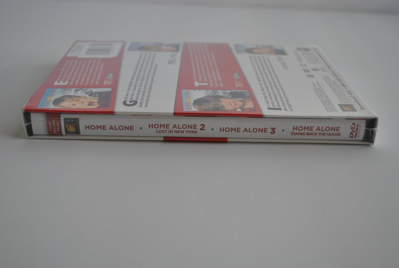 Home Alone DVD Complete Collection: 1,2,3,4  image 4