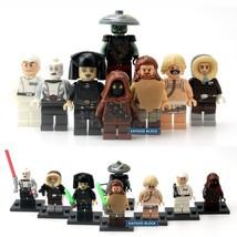 An item in the Toys & Hobbies category: 8 PCS/Set STAR WARS Obi Wan Han Solo Minifigure Bricks Building Blocks Toys #1
