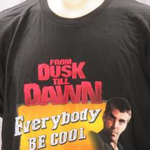 From Dusk Till Dawn George Clooney Miramax Everybody Be Cool T-Shirt XL Vampiri - $22.98