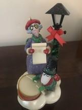 Maxine Keepsake Hallmark Ornament 2005 With Box 'The Crabby Caroler' Musical - $19.35