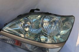 99-03 Lexus RX300 HID Xenon Headlight Lamp Matching Set Pair L&R - POLISHED image 5