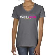 5 Star Super Mom Shirt | Mom Shirt | Super mom shirt | Mom T-Shirt | Mot... - $21.99