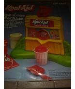 Vintage Lanard 1984 Kool-Aid Snow Sno-Cone Machine w. Box - $14.84