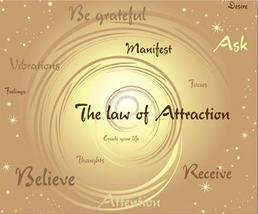 Law of Attraction LAAT - Tremendous Asset - Direct Bind - $55.00