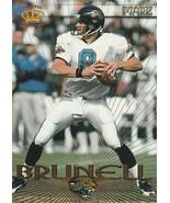 1997 Pacific Mark Brunell #1 Mark Brunell - $1.49