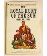 1969 Peter Shaffer ROYAL HUNT OF THE SUN Ballantine Broadway & Movie Tie In - $20.00