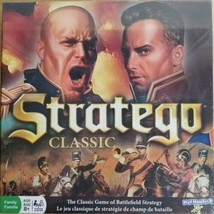 Stratego Classic Board Game NEW Sealed 2016 PlayMonster Family Ages 8+ - $44.99